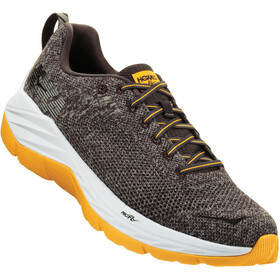 Hoka One One Mach Running Shoes Men nine iron/alloy
